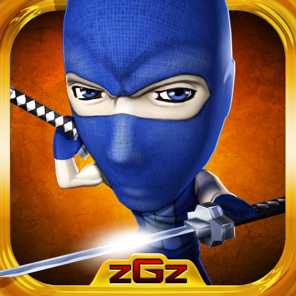 Finger Ninjas: Zombie Strike-Force by zemaGamez icon